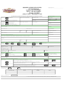 Business License Application - City Of Douglas