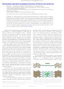 Nucleobase Adsorbed At Graphene Devices: Enhance Bio-sensorics