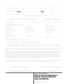 Standard Medical Record Release Form