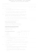 Operational Risk Management (orm) Assessment Template