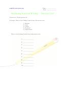 Beginning Practical Writing Grocery List