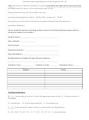 Academic Advantage Report Card Form (grades K5 - 8)