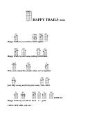 Happy Trails (bar) Chord Chart
