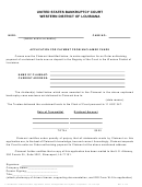 Application For Payment From Unclaimed Funds, Form W-9 - Request For Taxpayer Identification Number And Certification - 2011