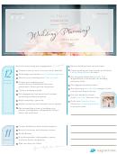 The Complete Wedding Planning Checklist