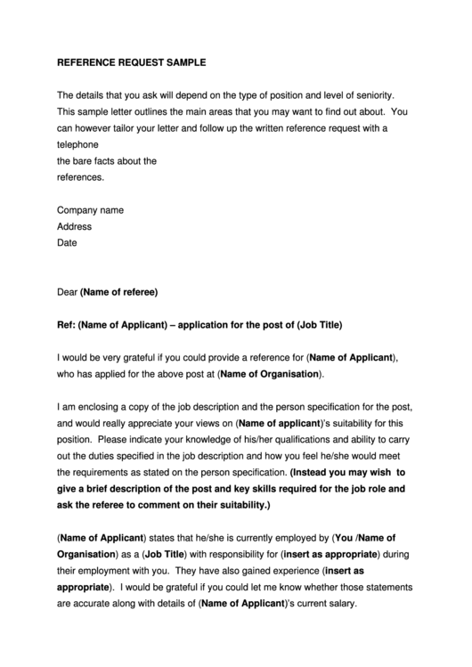 page_1_thumb_big Template For Reference Letter To A Bank on sample character,