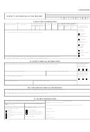 Cioms Form - Suspect Adverse Reaction Report