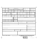 Dd Form 1348-6 - Item Identification