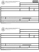 Form Sfn 705 - Health Tracks Appointment Slip - North Dakota Department Of Human Services