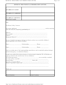 Medical Treatment Authorization Letter Template
