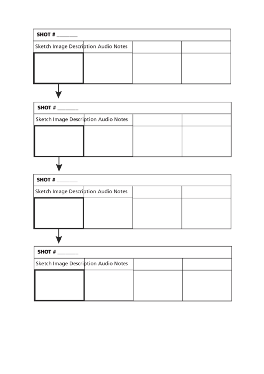 Top Commercial Storyboard Templates Free To Download In Pdf Format