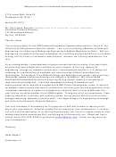 Cover Letter Template For A Mechanical Engineering Summer Internship