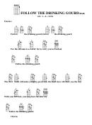 Follow The Drinking Gourd (bar) Chord Chart
