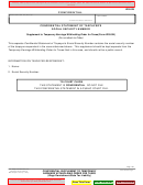 Confidential Statement Of Taxpayers Social Security Number Template