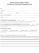 66 foia request form templates free to download in pdf. Black Bedroom Furniture Sets. Home Design Ideas
