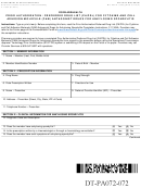 Form F-11304 - Prior Authorization/preferred Drug List (pa/pdl) For Cytokine
