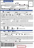 Sbi Card Application Form