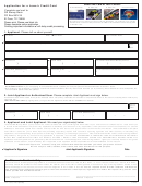 Application For A Lowes Credit Card