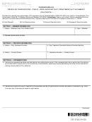 Prior Authorisation / Child / Adolescent Day Treatment Attachment