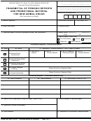 Transmittal Of Periodic Reports