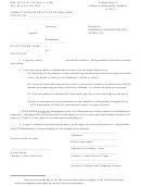 Address Confidentiality Affidavit