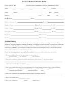 Gumc Medical Release Form