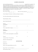 Aau Medical Release Form