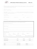 Ghs Band Medical Release Form