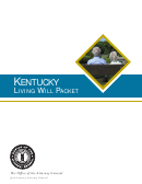 Kentucky Living Will Directive And Health Care Form