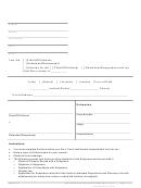 Subpoena Form