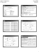 Algebra 2 / Trigonometry 1.3: Square Roots