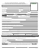 City Of El Paso De Robles - Claim Form