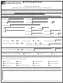 Complaint Form For Discrimination/harassment/retaliation Complaints