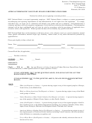 Voluntary Application Eeo Self-identification Form