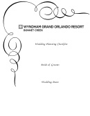 Wedding Planning Checklist Bride & Groom