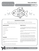 Sharing With Others Social Skills Worksheet