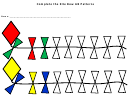 Kite Bow Ab Patterns