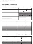 Gap Application Form