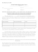 Periodic Report Regarding Value Operations And Profitability Of