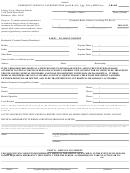 Athletic Emergency Medical Authorization Form