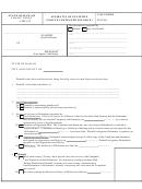 Affidavit Of Plaintiff (for Uncontested Divorce)