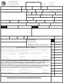 Form Mvd-10002 - Application For Vehicle Title And Registration