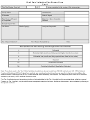 Draft Data Validation Plan Review Form