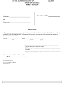 Verification Form - State Of Georgia Superior Court