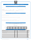 Application For Employment Form - Rite Aid Pharmacy
