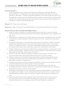 Job Description - Home Health Registered Nurse