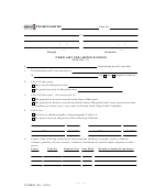 Complaint For Limited Divorce (dom Rel 21)