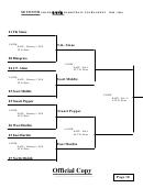 Seventh Grade Boys Basketball Tournament