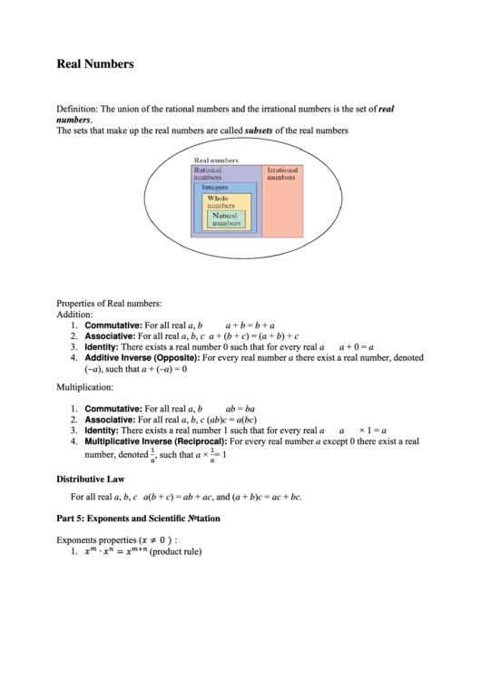 Reciprocal Multiplicative Inverse Worksheets division worksheets – Reciprocal Worksheet