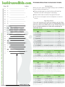Shoe Size Conversion Chart